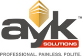 AYKsolutions. Professional. Painless. Polite.